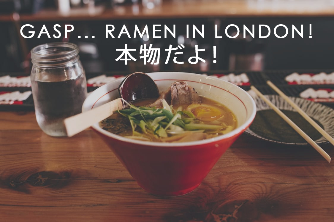 ramen in london japan nakama