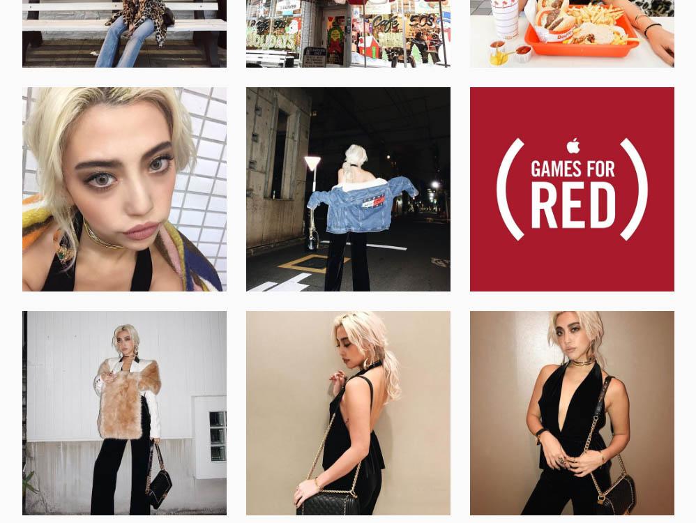 Instagram Instagram Alisa Ueno 2