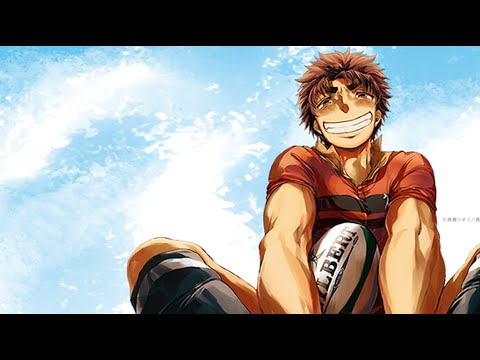Japanese Rugby Anime