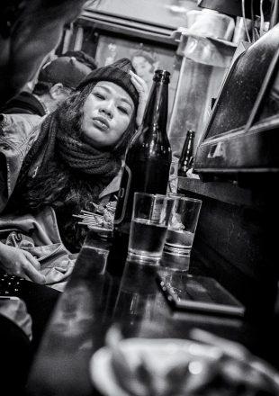 Drunk by Jerard Touren