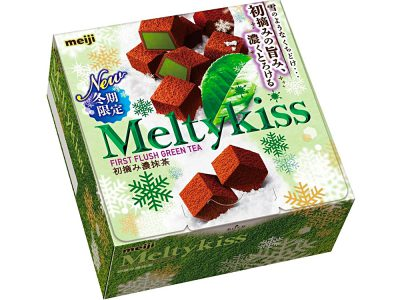 Meiji Melty Kiss