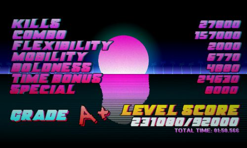 Hotline Miami - Score Hard Mode