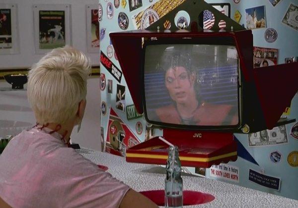 Michael Jackson TV Back to the Future 2