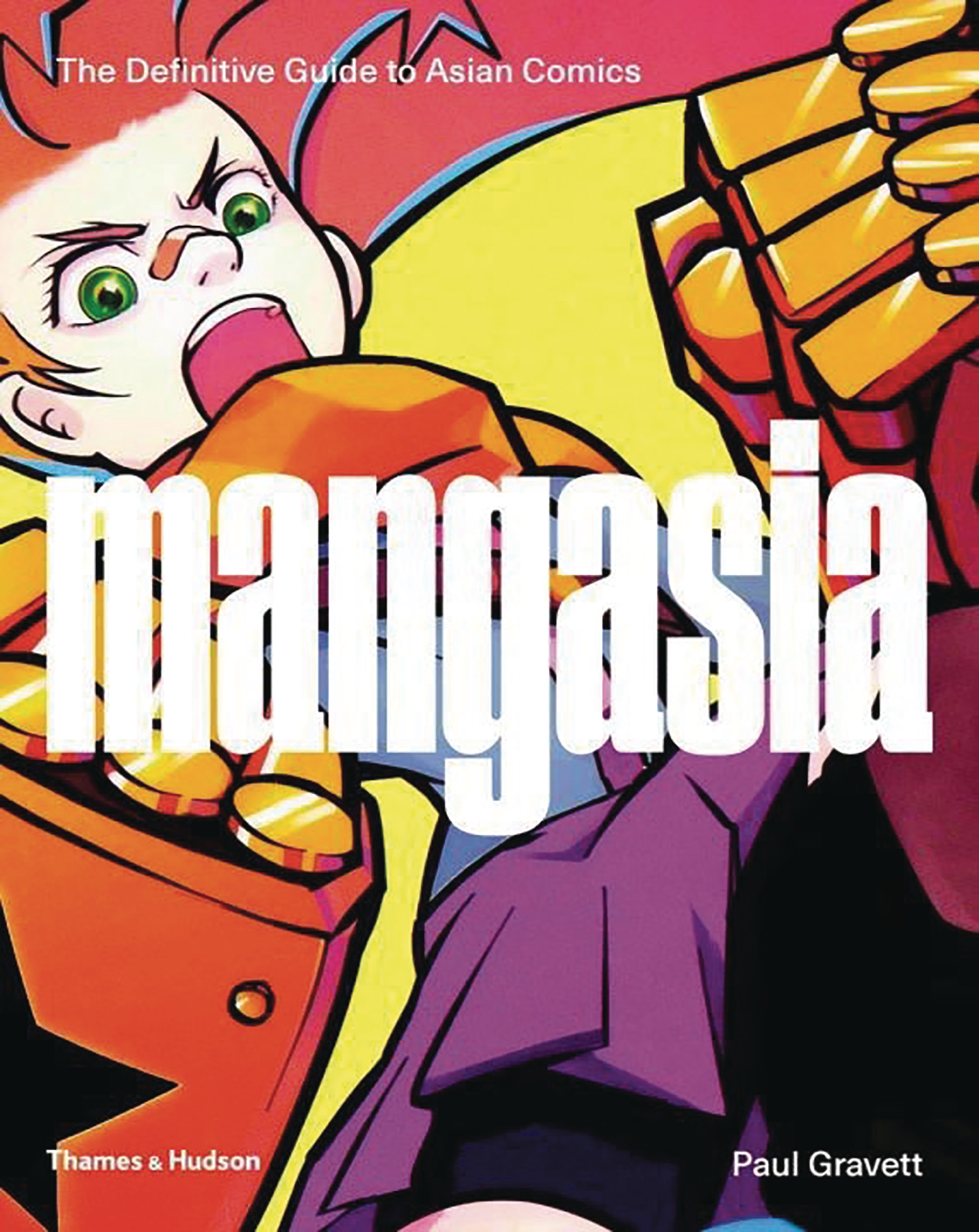 mangasia book cover
