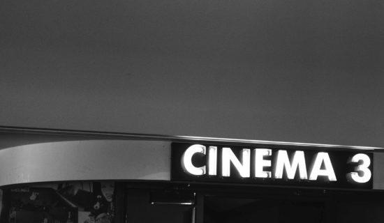 Cinema 3 Photograph by Roz Pike