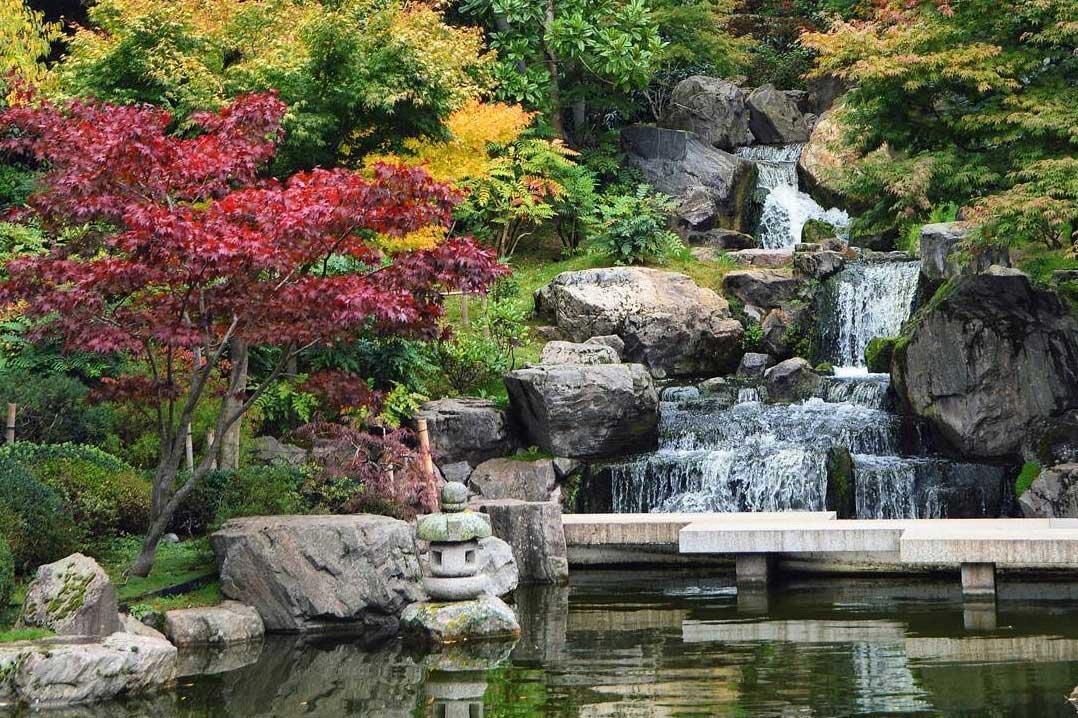 Holland Park Kyoto Gardens