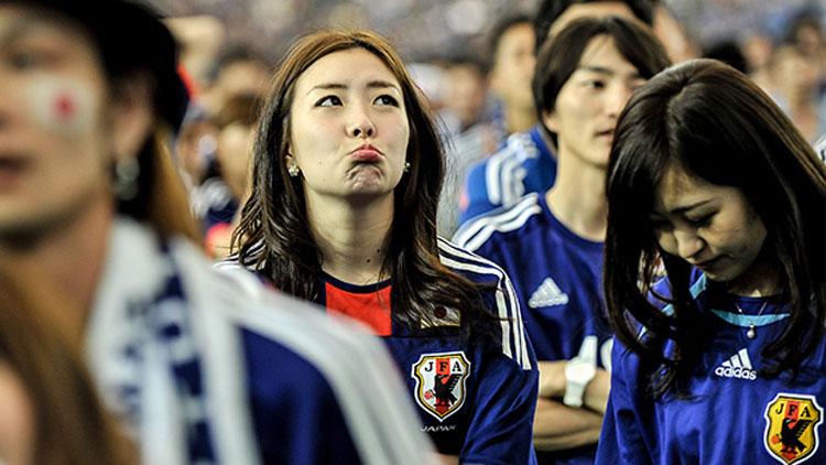 japan world cup fans