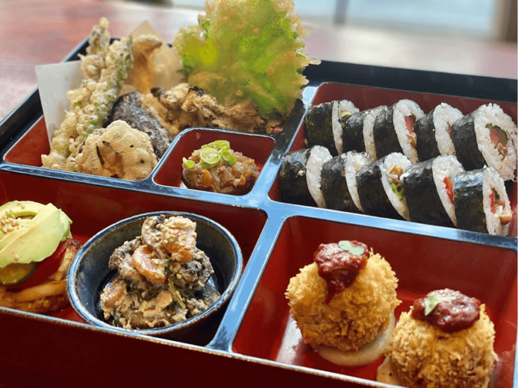 Japanese Eat Out to Help Out Restaurants in London