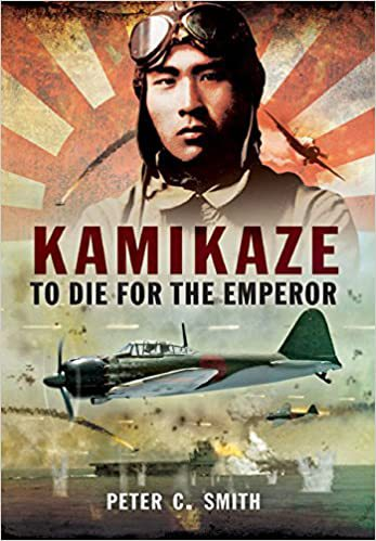 Kamikaze To die for the emperor book cover
