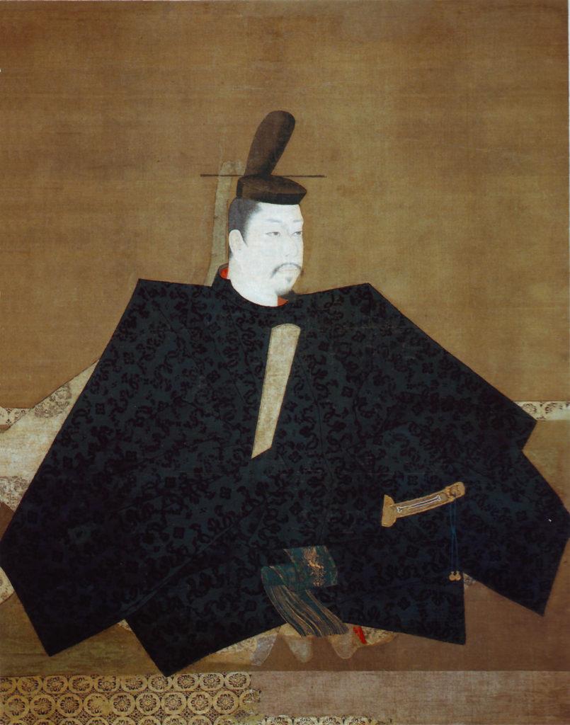 Minamoto no Yoritomo painting