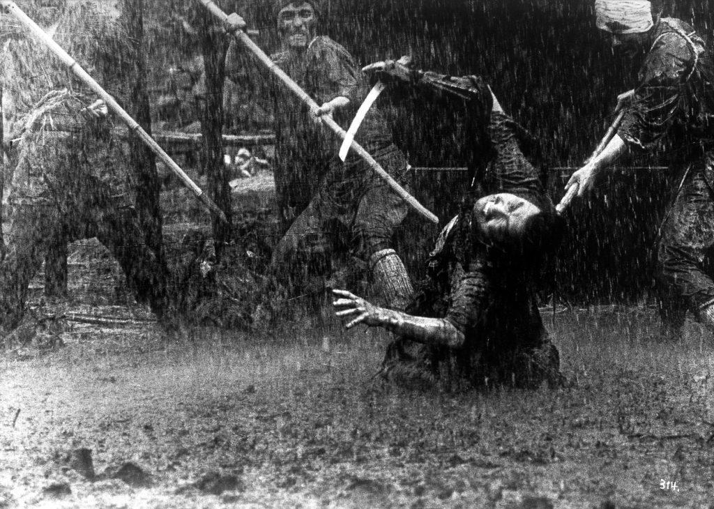 Seven Samurai, Samurai Death