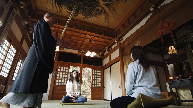 Tokozenji Zen meditation practice