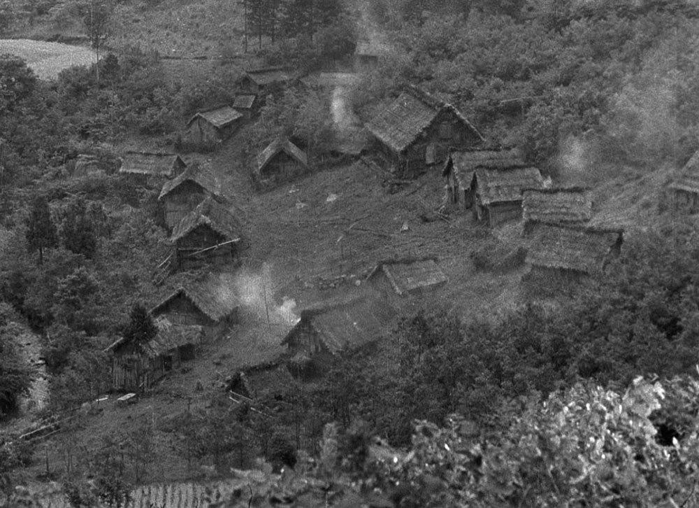 Seven Samurai, Samurai Village