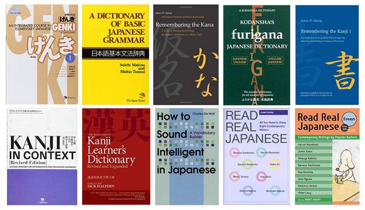 japanese workbooks