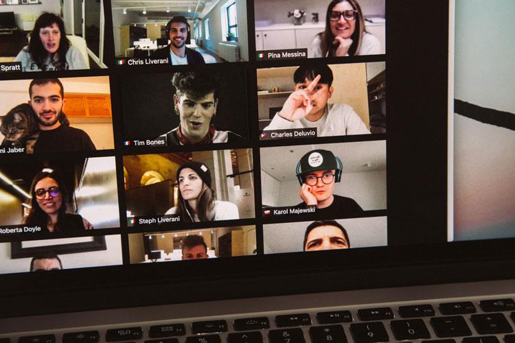 zoom online class