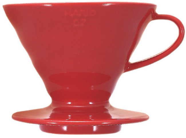 hario v60 ceramic red
