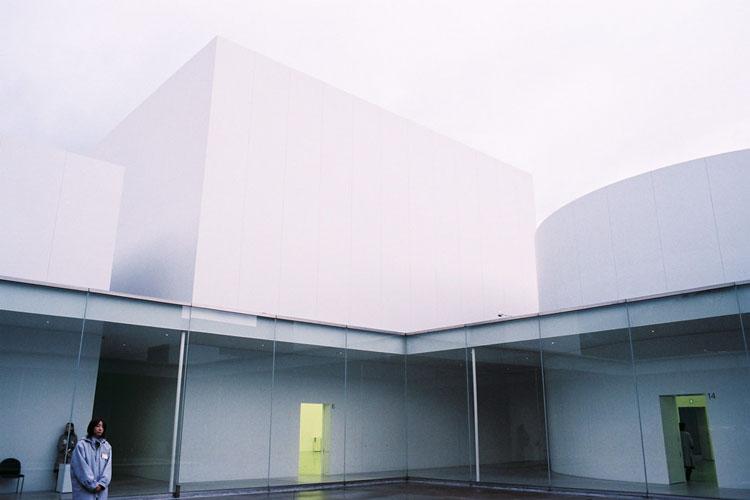 21st Century Museum of Contemporary Art in Kanazawa.