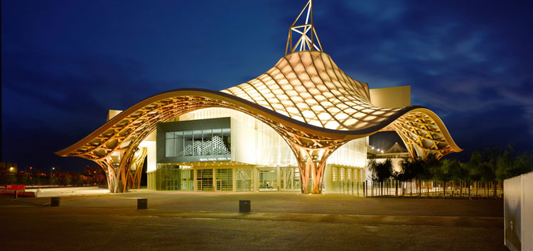 New Centre Pompidou in Metz