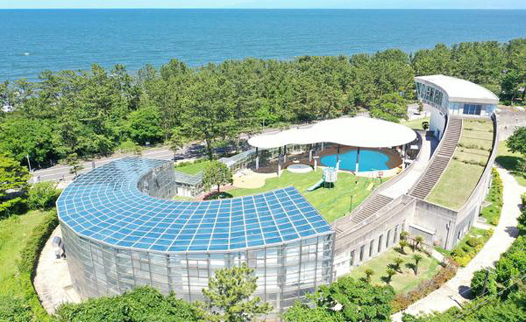 Himi Seaside Botanical Garden