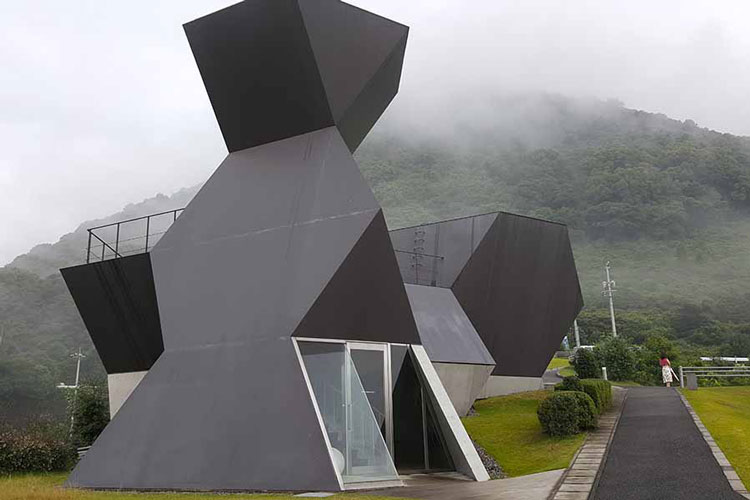 Toyo Ito Museum of Architecture, Imabari 2011 Ehime, Japan