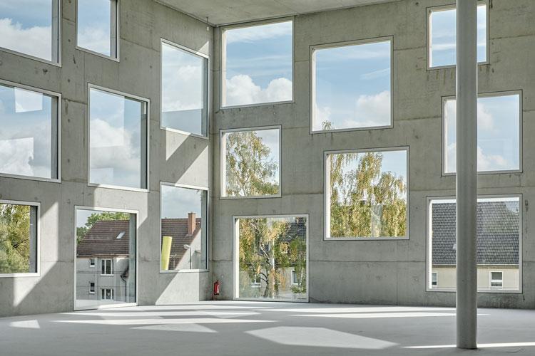 Zollverein School in Germany (2006)