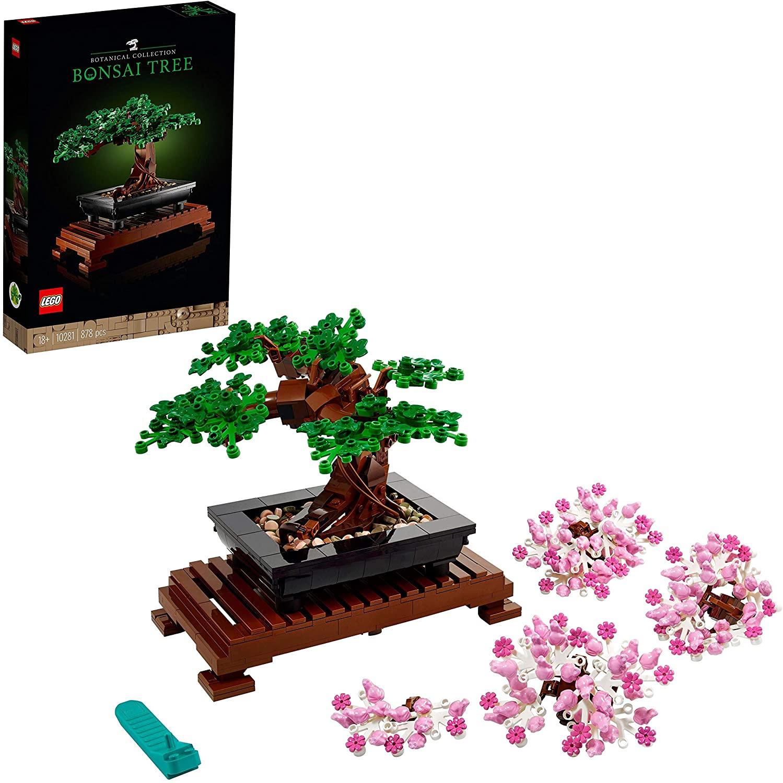 Lego Bonsai Tree Set Japan Nakama