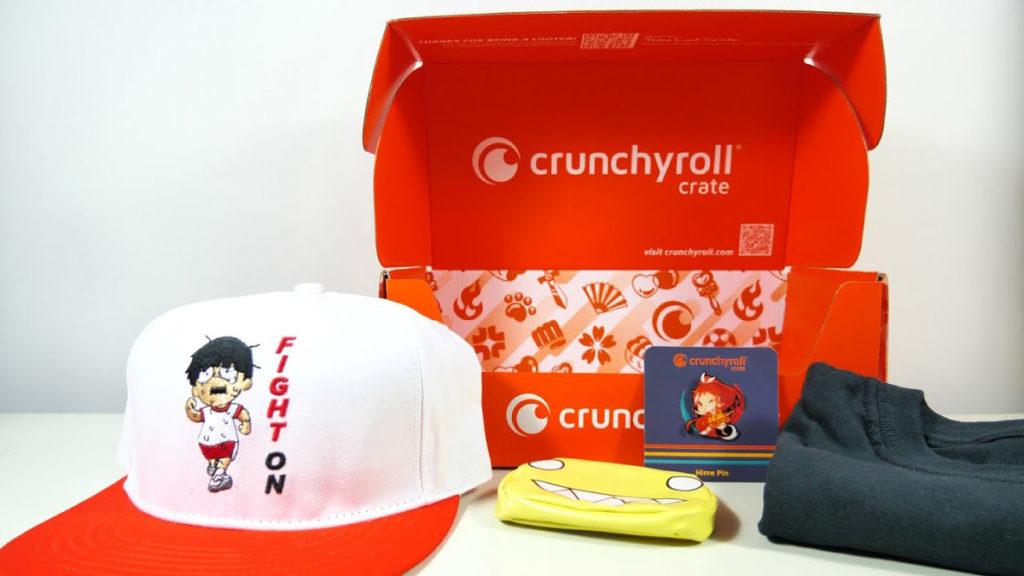 Crunchyroll Crate