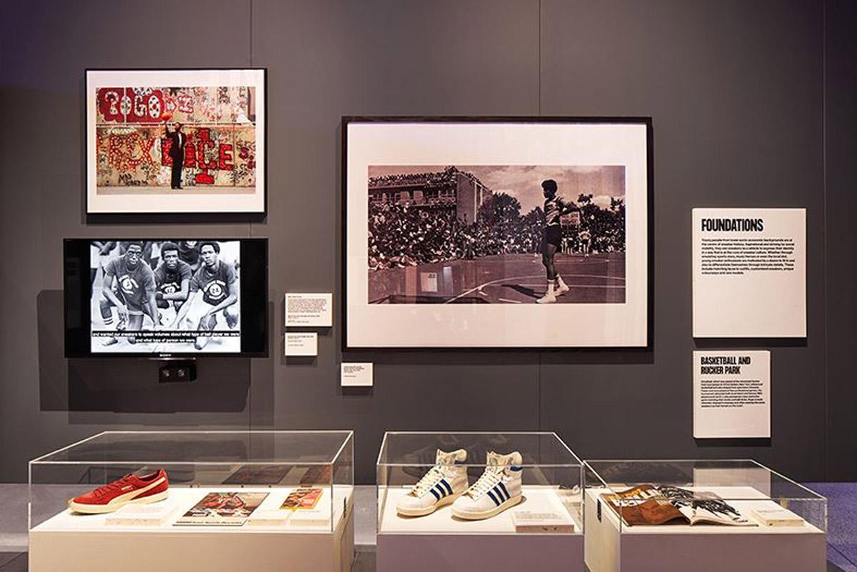 sneakers unboxed design museum