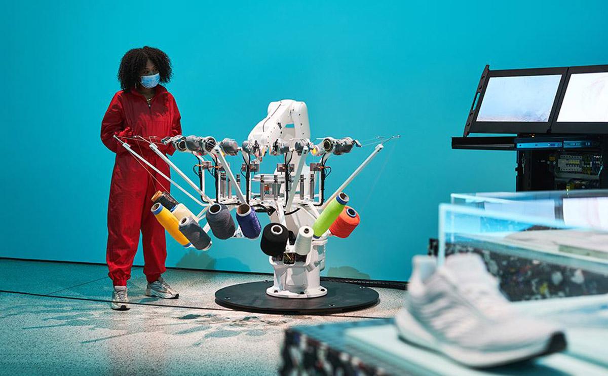 sneakers unboxed design museum robot