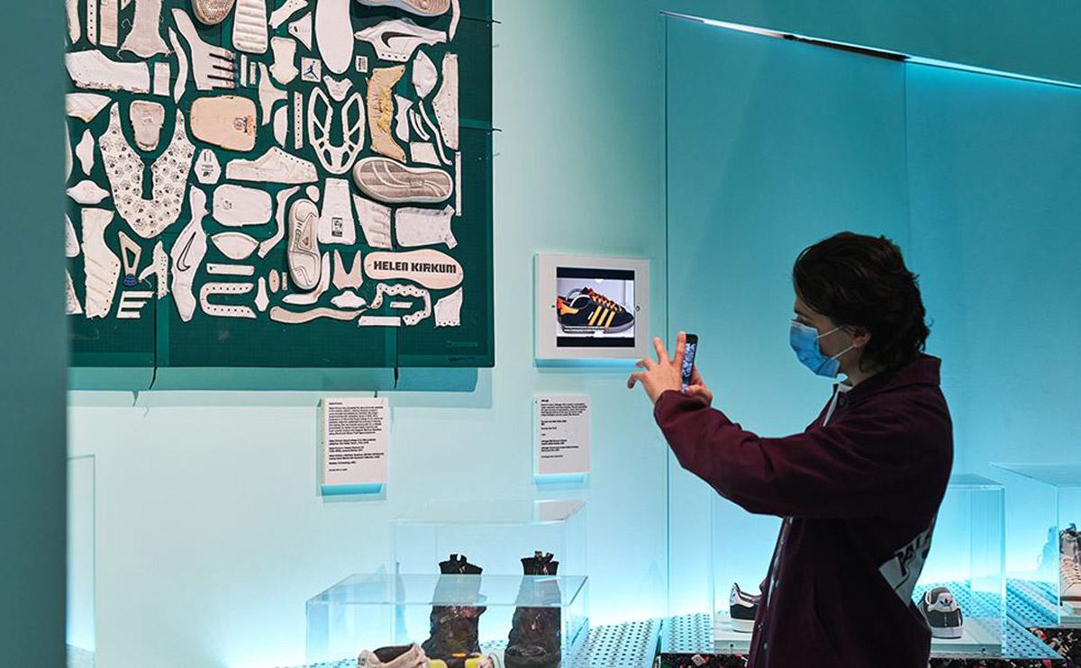 sneakers unboxed design museum exhibition