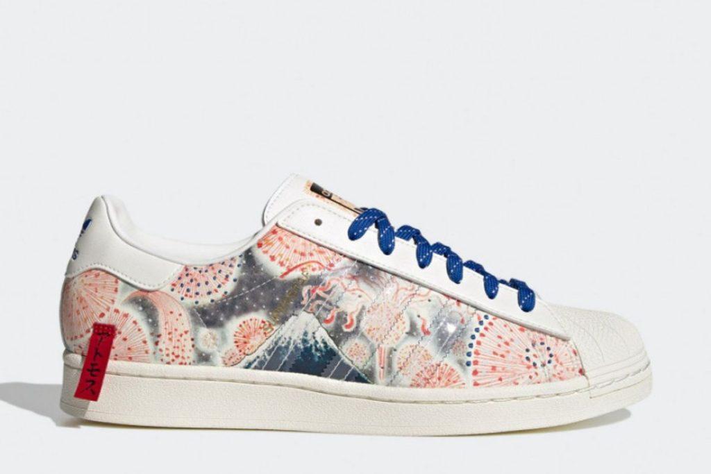 Atmos Adidas Ukiyoemon sneaker collab