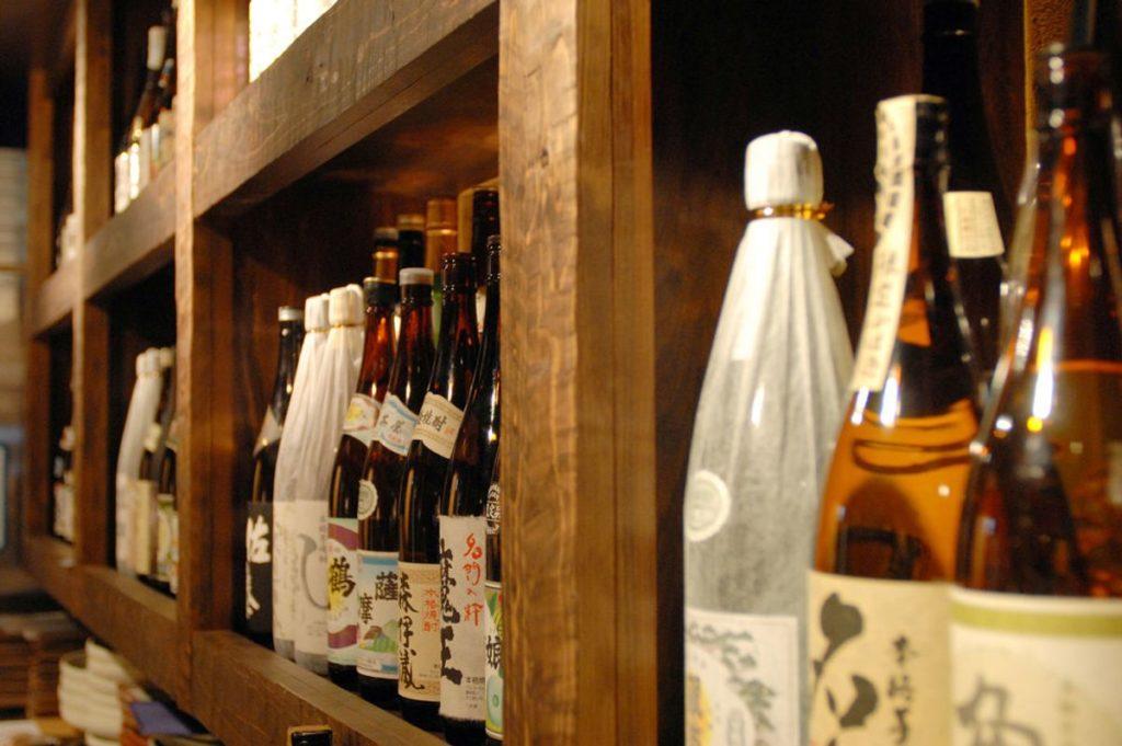 london-sake-bottles