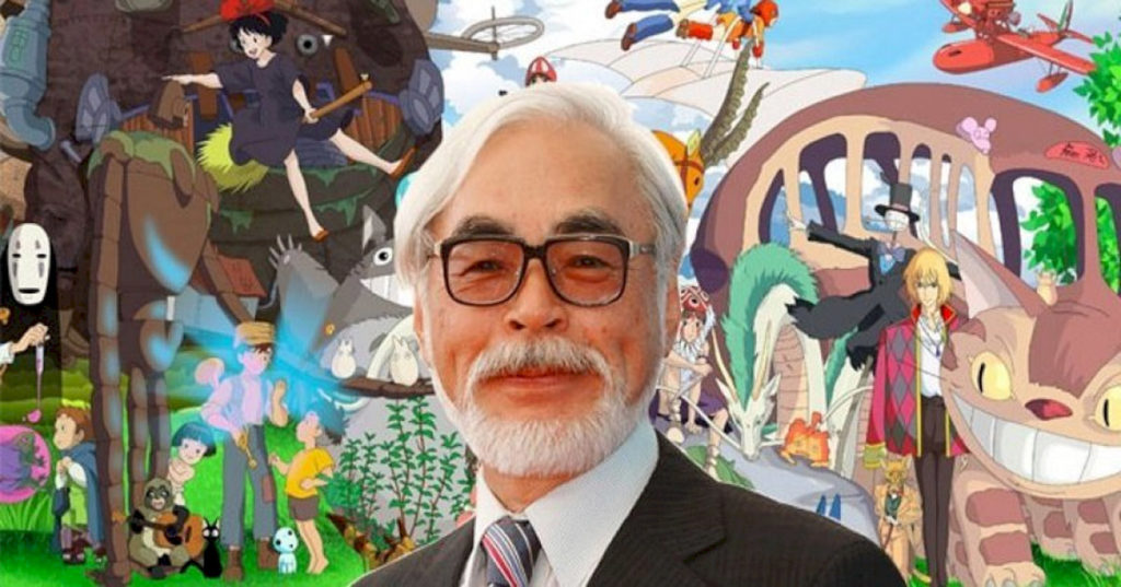 Hayao Miyazaki and his films