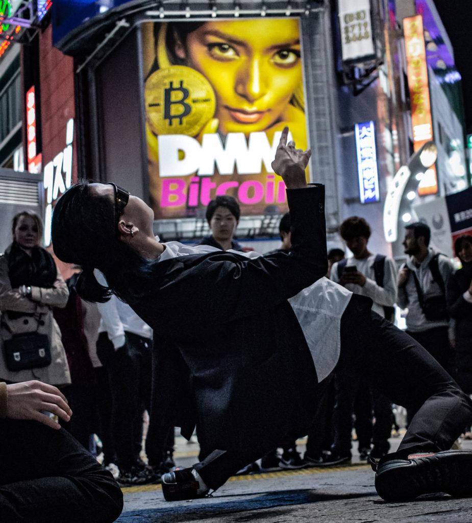 Bitcoin in Japan