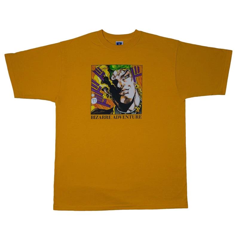 Dio from JoJo's Bizarre Adventure T-shirt
