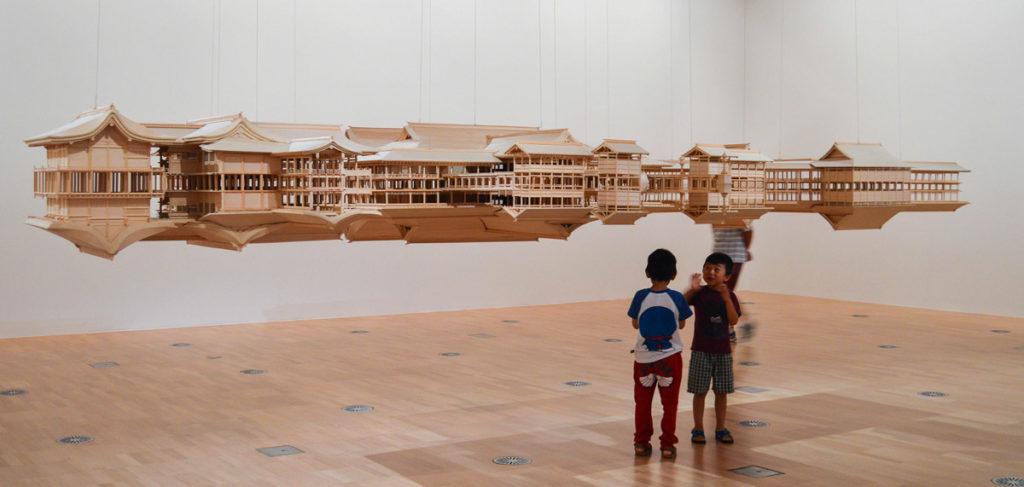 Japanese artist Takahiro Iwasaki