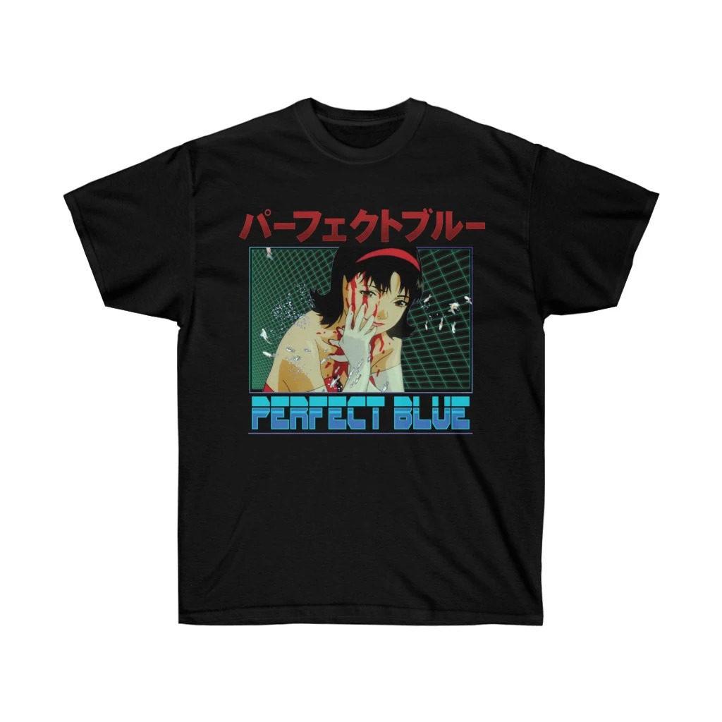 perfect blue t-shirt