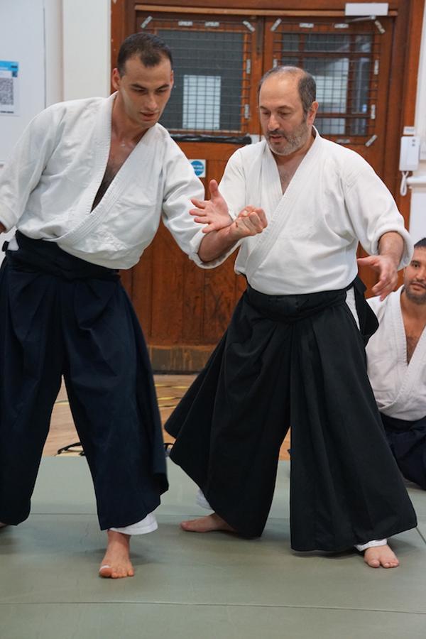Aikido Self-defence