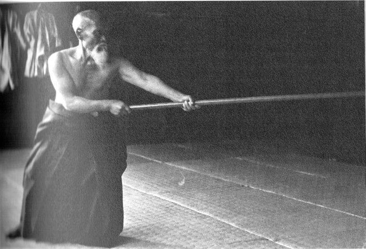 Aikido creator